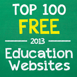 Top 100 FREE Education Websites