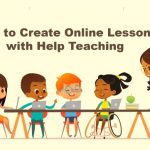 How to Create Online Lessons with Help Teaching