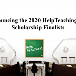 2020 Help Teaching Scholarship Finalists