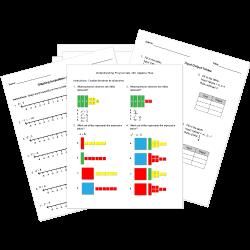 Free Printable Functions And Algebra Worksheets Grades 6 12