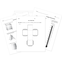 printable math tests worksheets and activities k 12. Black Bedroom Furniture Sets. Home Design Ideas