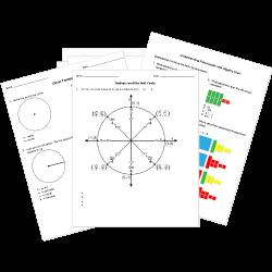 printable high school math tests and worksheets grades 9 12. Black Bedroom Furniture Sets. Home Design Ideas