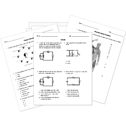 printable online science worksheets and activities k 12 biology chemistry physics astronomy. Black Bedroom Furniture Sets. Home Design Ideas