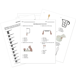 Free Vocational Education Worksheets