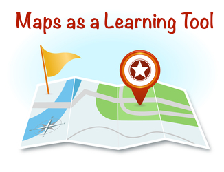 Using Maps as a Learning Tool