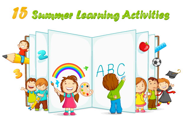 15 Summer Learning Activities for All Ages