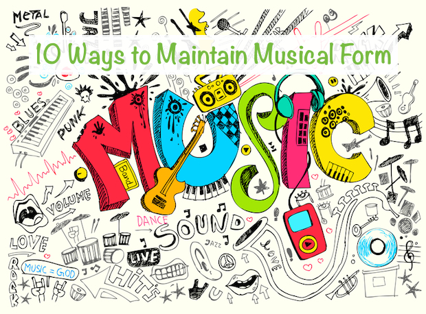 10 Ways to Maintain Musical Form During the Summer